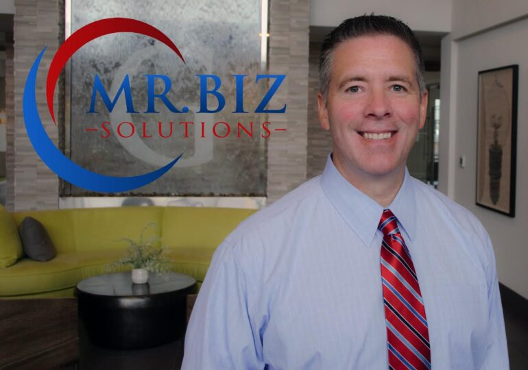 When Your Business Has Challenges, Mr. Biz Has Your Solutions!