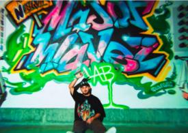 "How Ruben ""Majorwavez"" Barraza Grew a Side-Hustle to a 10 Person Successful Custom Apparel Empire, Majorwavezlab"