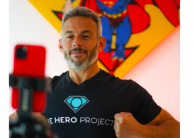 The Hero Project Is Turning People Into Superheroes By Helping Them Overcome Their Personal Difficulties