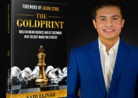 """The right marketing Strategy, no matter the product or service. Read """"The Goldprint"""", by Said Elivar"""